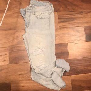 AMERICAN EAGLE 🦅 boyfriend crop jeans
